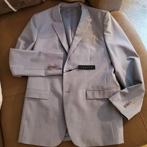 Putty Grey Sports Coat by Theory